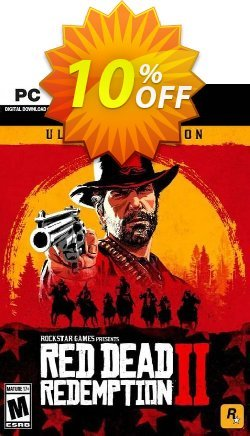 Red Dead Redemption 2 - Ultimate Edition PC + DLC Coupon discount Red Dead Redemption 2 - Ultimate Edition PC + DLC Deal - Red Dead Redemption 2 - Ultimate Edition PC + DLC Exclusive Easter Sale offer for iVoicesoft