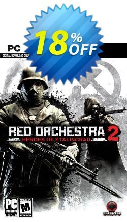 Red Orchestra 2 Heroes of Stalingrad with Rising Storm PC Coupon discount Red Orchestra 2 Heroes of Stalingrad with Rising Storm PC Deal - Red Orchestra 2 Heroes of Stalingrad with Rising Storm PC Exclusive Easter Sale offer for iVoicesoft