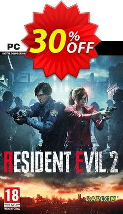 Resident Evil 2 / Biohazard RE:2 PC + DLC Coupon discount Resident Evil 2 / Biohazard RE:2 PC + DLC Deal. Promotion: Resident Evil 2 / Biohazard RE:2 PC + DLC Exclusive Easter Sale offer for iVoicesoft