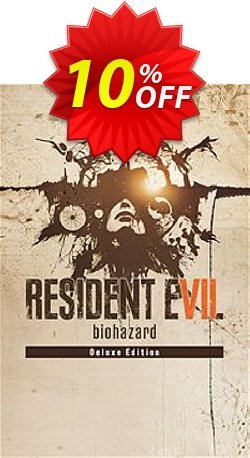 Resident Evil 7 - Biohazard Deluxe Edition PC Coupon discount Resident Evil 7 - Biohazard Deluxe Edition PC Deal - Resident Evil 7 - Biohazard Deluxe Edition PC Exclusive Easter Sale offer for iVoicesoft