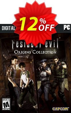 Resident Evil Origins Collection PC Coupon discount Resident Evil Origins Collection PC Deal - Resident Evil Origins Collection PC Exclusive Easter Sale offer for iVoicesoft