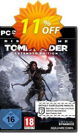 Rise of the Tomb Raider Extended Edition PC Coupon discount Rise of the Tomb Raider Extended Edition PC Deal - Rise of the Tomb Raider Extended Edition PC Exclusive Easter Sale offer for iVoicesoft