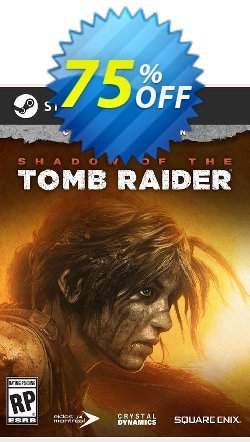 Shadow of the Tomb Raider Croft Edition PC + DLC Coupon discount Shadow of the Tomb Raider Croft Edition PC + DLC Deal - Shadow of the Tomb Raider Croft Edition PC + DLC Exclusive Easter Sale offer for iVoicesoft