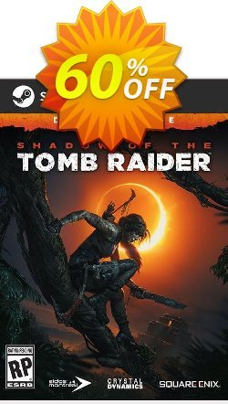 Shadow of the Tomb Raider Deluxe Edition PC + DLC Coupon discount Shadow of the Tomb Raider Deluxe Edition PC + DLC Deal - Shadow of the Tomb Raider Deluxe Edition PC + DLC Exclusive Easter Sale offer for iVoicesoft