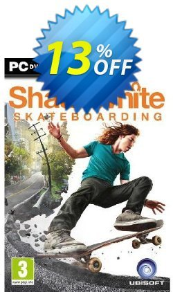 Shaun White Skateboarding - PC  Coupon discount Shaun White Skateboarding (PC) Deal - Shaun White Skateboarding (PC) Exclusive Easter Sale offer for iVoicesoft