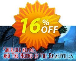 Sherlock Holmes and The Hound of The Baskervilles PC Coupon discount Sherlock Holmes and The Hound of The Baskervilles PC Deal - Sherlock Holmes and The Hound of The Baskervilles PC Exclusive Easter Sale offer for iVoicesoft
