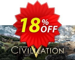 Sid Meier's Civilization V PC Coupon discount Sid Meier's Civilization V PC Deal - Sid Meier's Civilization V PC Exclusive Easter Sale offer for iVoicesoft