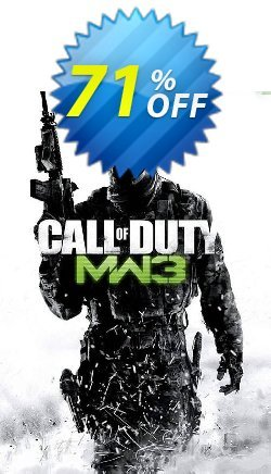 Call of Duty: Modern Warfare 3 - PC  Coupon discount Call of Duty: Modern Warfare 3 (PC) Deal - Call of Duty: Modern Warfare 3 (PC) Exclusive offer for iVoicesoft
