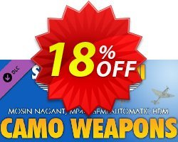 Sniper Elite 3 Camouflage Weapons Pack PC Coupon discount Sniper Elite 3 Camouflage Weapons Pack PC Deal - Sniper Elite 3 Camouflage Weapons Pack PC Exclusive Easter Sale offer for iVoicesoft