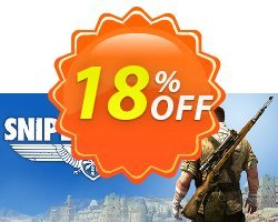 Sniper Elite 3 PC Coupon discount Sniper Elite 3 PC Deal - Sniper Elite 3 PC Exclusive Easter Sale offer for iVoicesoft
