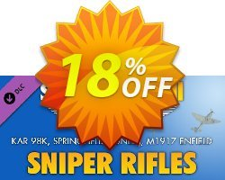 Sniper Elite 3 Sniper Rifles Pack PC Coupon discount Sniper Elite 3 Sniper Rifles Pack PC Deal - Sniper Elite 3 Sniper Rifles Pack PC Exclusive Easter Sale offer for iVoicesoft
