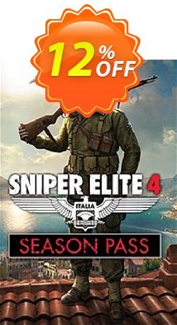 Sniper Elite 4 PC - Season Pass Coupon discount Sniper Elite 4 PC - Season Pass Deal - Sniper Elite 4 PC - Season Pass Exclusive Easter Sale offer for iVoicesoft