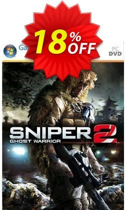 Sniper Ghost Warrior 2 - Limited Edition - PC  Coupon discount Sniper Ghost Warrior 2 - Limited Edition (PC) Deal - Sniper Ghost Warrior 2 - Limited Edition (PC) Exclusive Easter Sale offer for iVoicesoft