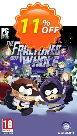 South Park The Fractured but Whole PC - US  Coupon discount South Park The Fractured but Whole PC (US) Deal - South Park The Fractured but Whole PC (US) Exclusive Easter Sale offer for iVoicesoft