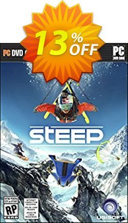 Steep PC - US  Coupon discount Steep PC (US) Deal - Steep PC (US) Exclusive Easter Sale offer for iVoicesoft