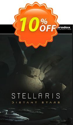 Stellaris PC Distant Stars Story Pack DLC Coupon discount Stellaris PC Distant Stars Story Pack DLC Deal - Stellaris PC Distant Stars Story Pack DLC Exclusive Easter Sale offer for iVoicesoft