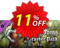 Stronghold Kingdoms Starter Pack PC Coupon discount Stronghold Kingdoms Starter Pack PC Deal - Stronghold Kingdoms Starter Pack PC Exclusive Easter Sale offer for iVoicesoft