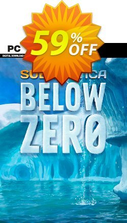 Subnautica Below Zero PC Coupon discount Subnautica Below Zero PC Deal - Subnautica Below Zero PC Exclusive Easter Sale offer for iVoicesoft