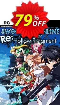 Sword Art Online Re: Hollow Fragment PC Coupon discount Sword Art Online Re: Hollow Fragment PC Deal - Sword Art Online Re: Hollow Fragment PC Exclusive Easter Sale offer for iVoicesoft