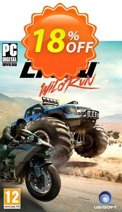 The Crew Wild Run Expansion PC Coupon discount The Crew Wild Run Expansion PC Deal - The Crew Wild Run Expansion PC Exclusive Easter Sale offer for iVoicesoft