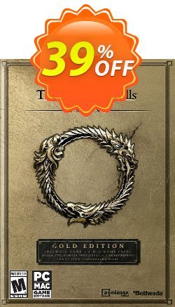 The Elder Scrolls Online Gold Edition PC Coupon discount The Elder Scrolls Online Gold Edition PC Deal - The Elder Scrolls Online Gold Edition PC Exclusive Easter Sale offer for iVoicesoft