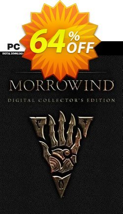 The Elder Scrolls Online - Morrowind Collectors Edition PC Coupon discount The Elder Scrolls Online - Morrowind Collectors Edition PC Deal - The Elder Scrolls Online - Morrowind Collectors Edition PC Exclusive Easter Sale offer for iVoicesoft