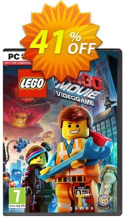 The LEGO Movie: Videogame PC Coupon discount The LEGO Movie: Videogame PC Deal - The LEGO Movie: Videogame PC Exclusive Easter Sale offer for iVoicesoft