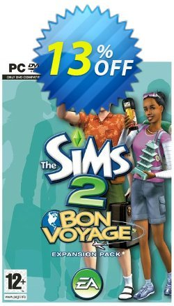 The Sims 2: Bon Voyage Expansion Pack PC Coupon discount The Sims 2: Bon Voyage Expansion Pack PC Deal - The Sims 2: Bon Voyage Expansion Pack PC Exclusive Easter Sale offer for iVoicesoft