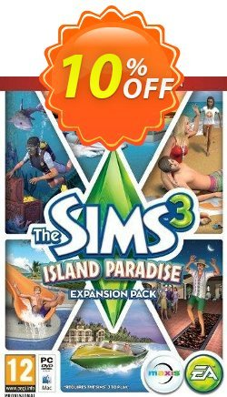 The Sims 3 Island Paradise - Limited Edition - PC  Coupon discount The Sims 3 Island Paradise - Limited Edition (PC) Deal - The Sims 3 Island Paradise - Limited Edition (PC) Exclusive Easter Sale offer for iVoicesoft