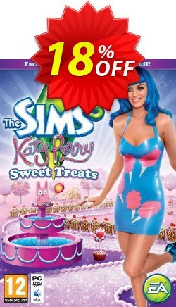 The Sims 3 Katy Perry's Sweet Treats PC Coupon discount The Sims 3 Katy Perry's Sweet Treats PC Deal - The Sims 3 Katy Perry's Sweet Treats PC Exclusive Easter Sale offer for iVoicesoft