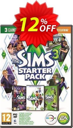 The Sims 3: Starter Bundle PC Coupon discount The Sims 3: Starter Bundle PC Deal - The Sims 3: Starter Bundle PC Exclusive Easter Sale offer for iVoicesoft