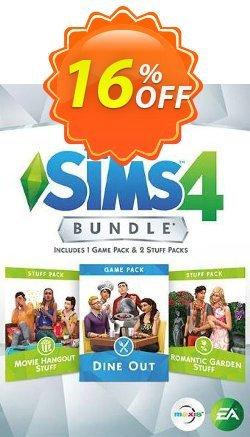 The Sims 4 - Bundle Pack 3 PC Coupon discount The Sims 4 - Bundle Pack 3 PC Deal - The Sims 4 - Bundle Pack 3 PC Exclusive Easter Sale offer for iVoicesoft