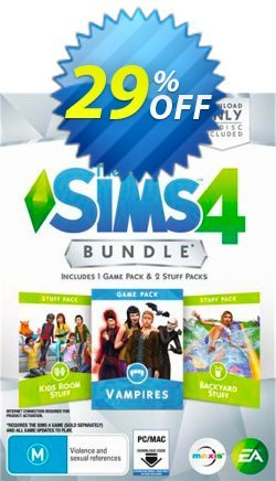The Sims 4 - Bundle Pack 4 PC Coupon discount The Sims 4 - Bundle Pack 4 PC Deal - The Sims 4 - Bundle Pack 4 PC Exclusive Easter Sale offer for iVoicesoft