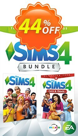 The Sims 4 - Cats and Dogs Expansion Bundle PC/Mac Coupon discount The Sims 4 - Cats and Dogs Expansion Bundle PC/Mac Deal - The Sims 4 - Cats and Dogs Expansion Bundle PC/Mac Exclusive Easter Sale offer for iVoicesoft