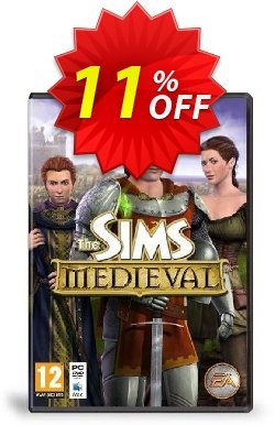The Sims Medieval - PC/Mac  Coupon discount The Sims Medieval (PC/Mac) Deal - The Sims Medieval (PC/Mac) Exclusive Easter Sale offer for iVoicesoft