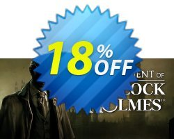 The Testament of Sherlock Holmes PC Coupon discount The Testament of Sherlock Holmes PC Deal. Promotion: The Testament of Sherlock Holmes PC Exclusive Easter Sale offer for iVoicesoft