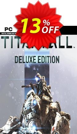 Titanfall Deluxe Edition PC Coupon discount Titanfall Deluxe Edition PC Deal - Titanfall Deluxe Edition PC Exclusive Easter Sale offer for iVoicesoft