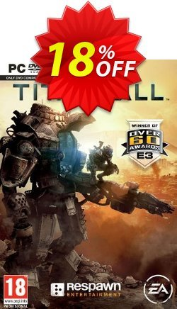 Titanfall PC Coupon discount Titanfall PC Deal - Titanfall PC Exclusive Easter Sale offer for iVoicesoft