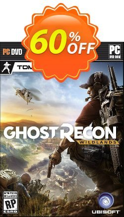 Tom Clancy's Ghost Recon Wildlands PC - Asia  Coupon discount Tom Clancy's Ghost Recon Wildlands PC (Asia) Deal - Tom Clancy's Ghost Recon Wildlands PC (Asia) Exclusive Easter Sale offer for iVoicesoft