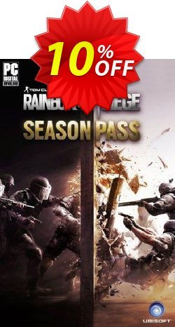 Tom Clancy's Rainbow Six Siege Season Pass uPlay Code - PC  Coupon discount Tom Clancy's Rainbow Six Siege Season Pass uPlay Code (PC) Deal - Tom Clancy's Rainbow Six Siege Season Pass uPlay Code (PC) Exclusive Easter Sale offer for iVoicesoft