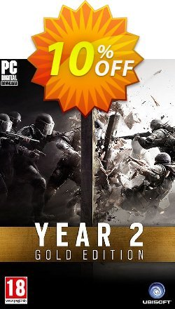 Tom Clancy's Rainbow Six Siege: Year 2 Gold Edition PC Coupon discount Tom Clancy's Rainbow Six Siege: Year 2 Gold Edition PC Deal - Tom Clancy's Rainbow Six Siege: Year 2 Gold Edition PC Exclusive Easter Sale offer for iVoicesoft