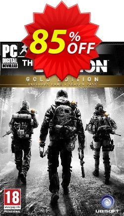 Tom Clancy's The Division - Gold Edition PC Coupon discount Tom Clancy's The Division - Gold Edition PC Deal - Tom Clancy's The Division - Gold Edition PC Exclusive Easter Sale offer for iVoicesoft