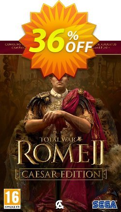 Total War Rome 2 - Caesar Edition PC Coupon discount Total War Rome 2 - Caesar Edition PC Deal - Total War Rome 2 - Caesar Edition PC Exclusive Easter Sale offer for iVoicesoft
