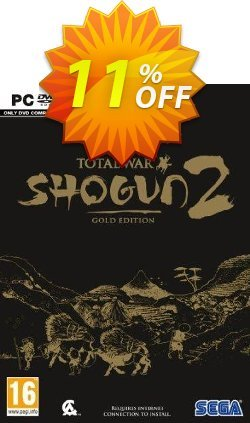 Total War: Shogun 2 - Gold Edition PC Coupon discount Total War: Shogun 2 - Gold Edition PC Deal - Total War: Shogun 2 - Gold Edition PC Exclusive Easter Sale offer for iVoicesoft