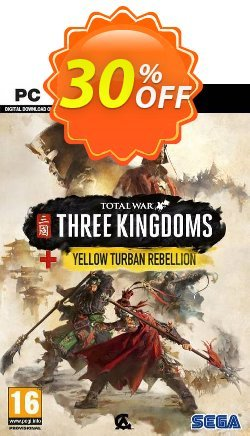 Total War Three Kingdoms PC + DLC - EU  Coupon discount Total War Three Kingdoms PC + DLC (EU) Deal - Total War Three Kingdoms PC + DLC (EU) Exclusive Easter Sale offer for iVoicesoft