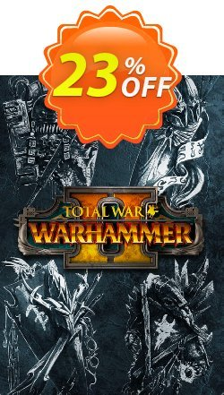 Total War: Warhammer 2 - Limited Edition PC Coupon discount Total War: Warhammer 2 - Limited Edition PC Deal - Total War: Warhammer 2 - Limited Edition PC Exclusive Easter Sale offer for iVoicesoft