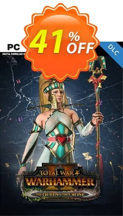 Total War Warhammer II 2 PC - The Queen & The Crone DLC - WW  Coupon discount Total War Warhammer II 2 PC - The Queen & The Crone DLC (WW) Deal - Total War Warhammer II 2 PC - The Queen & The Crone DLC (WW) Exclusive Easter Sale offer for iVoicesoft