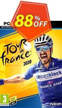 Tour De France 2020 PC Coupon discount Tour De France 2021 PC Deal - Tour De France 2021 PC Exclusive Easter Sale offer for iVoicesoft