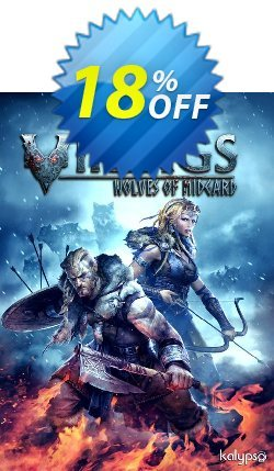 Vikings - Wolves of Midgard PC Coupon discount Vikings - Wolves of Midgard PC Deal - Vikings - Wolves of Midgard PC Exclusive Easter Sale offer for iVoicesoft