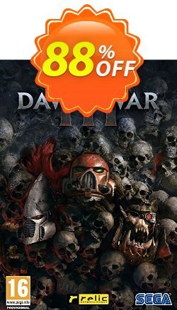 Warhammer 40.000 Dawn of War III 3 PC Coupon discount Warhammer 40.000 Dawn of War III 3 PC Deal - Warhammer 40.000 Dawn of War III 3 PC Exclusive Easter Sale offer for iVoicesoft